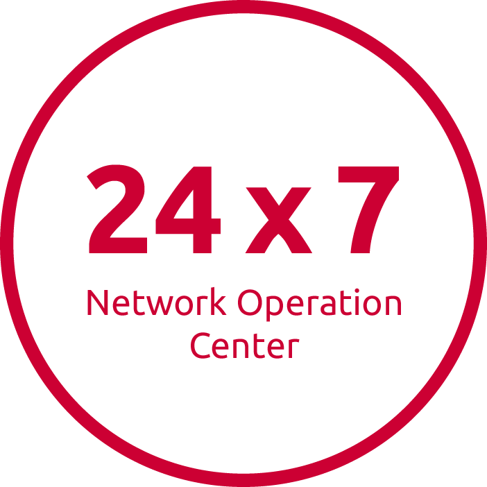 24x7 network operation center